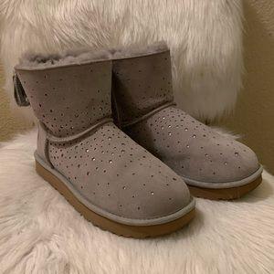 UGG Stargirl Bow Mini Boot
